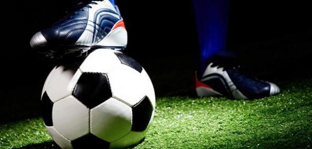 كيف تلعب كرة القدم