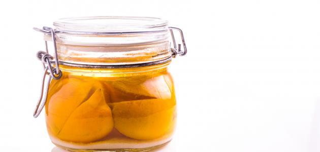 طريقة مخلل الليمون