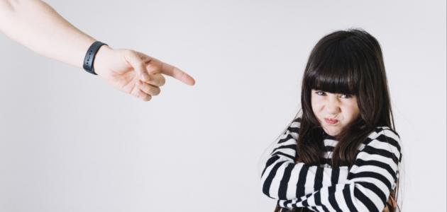 تقييم سلوكيات الأطفال الخاطئة