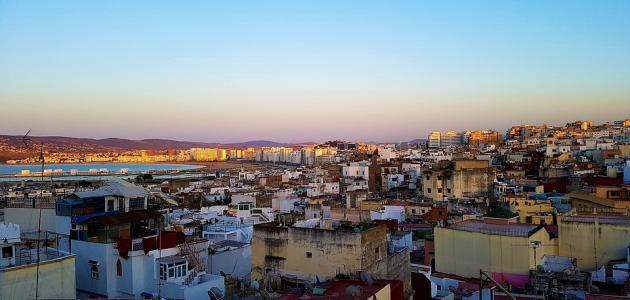 تعريف بمدينة طنجة