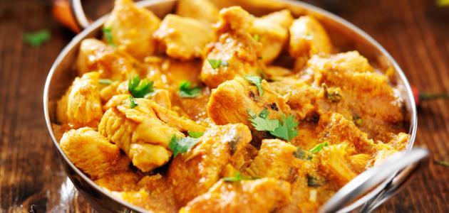 كيفية طبخ الدجاج على الطريقة المغربية