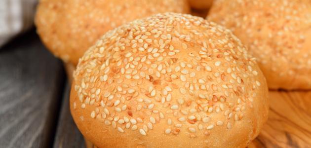 كيفية صنع خبز الهمبرغر