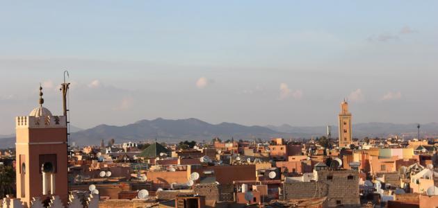 بماذا تتميز مدينة مراكش