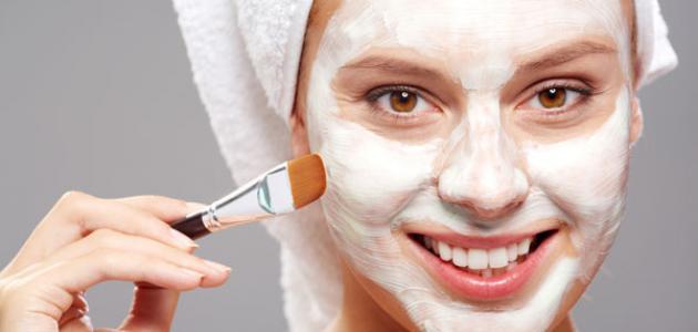 كيف أصنع ماسك لتبييض الوجه