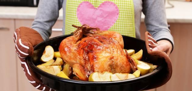 طريقة لطبخ الدجاج