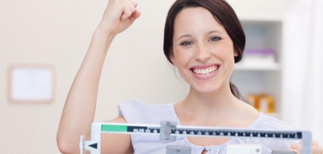 كيف تتخلص من الوزن الزائد بدون رجيم