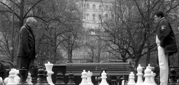 كيف تكون محترف شطرنج