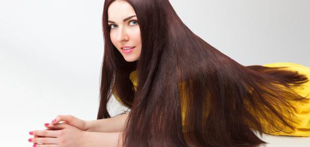 كيف تزيد كثافة الشعر
