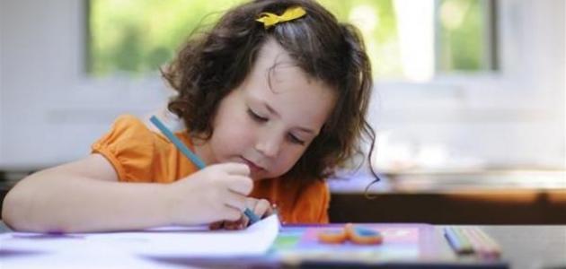 كيف تعلم طفلك الحروف