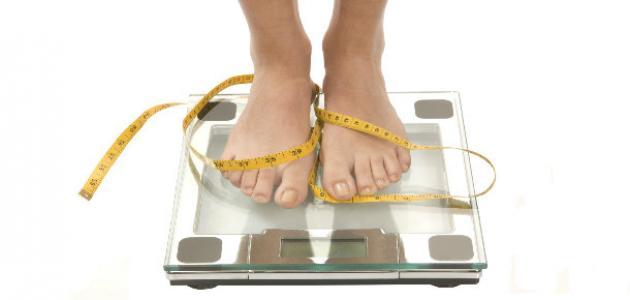 كيف اخسر وزني في ثلاثة ايام