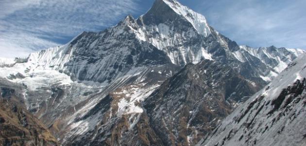 تعريف جبال الهملايا