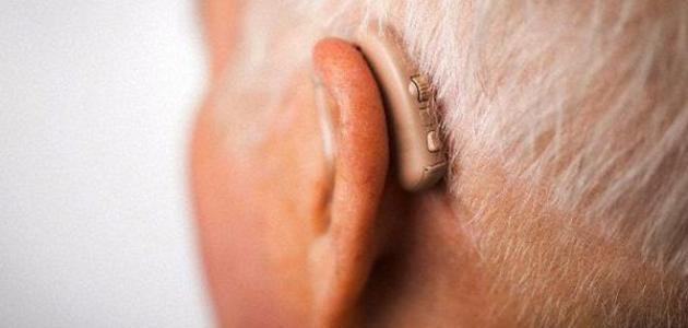 تعريف حاسة السمع