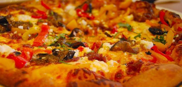 كيف أطبخ البيتزا