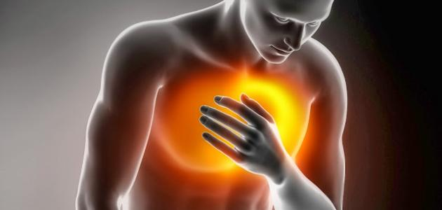 كيف تحدث الذبحة الصدرية