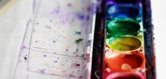 كيف أزيل الألوان الزيتية من الملابس