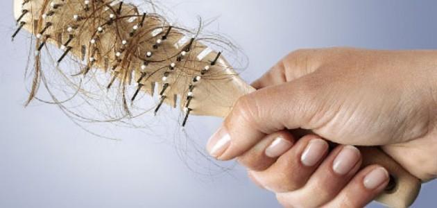 ما حل تساقط الشعر