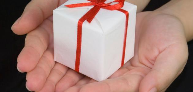 ما الهدية المناسبة للحبيب