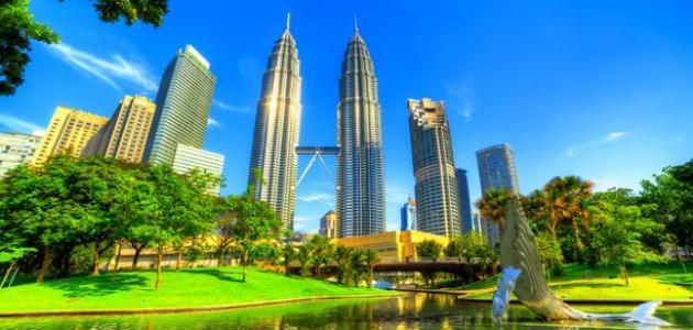 ما اسم عاصمة ماليزيا