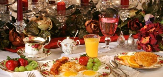 ما أهمية الفطور الصباحي