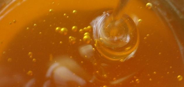 كيف أستعمل العسل