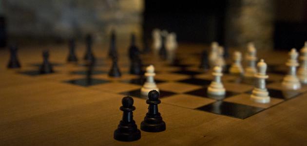 ما أصل لعبة الشطرنج