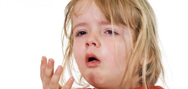 ما علاج الكحة للأطفال