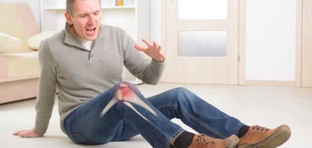 ما علاج احتكاك الركبة