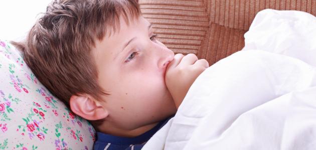 ما علاج السعال عند الاطفال
