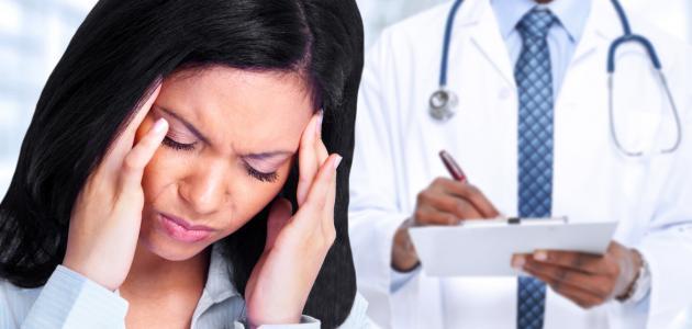 ما علاج الصداع عند الحامل