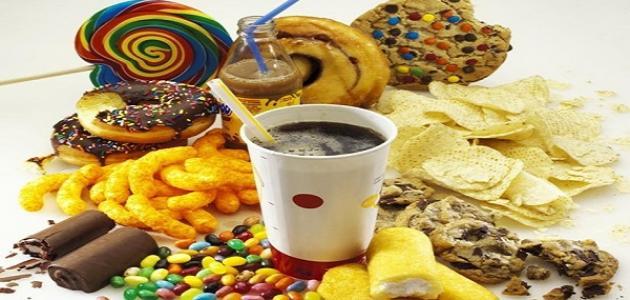 ما هو الغذاء غير الصحي