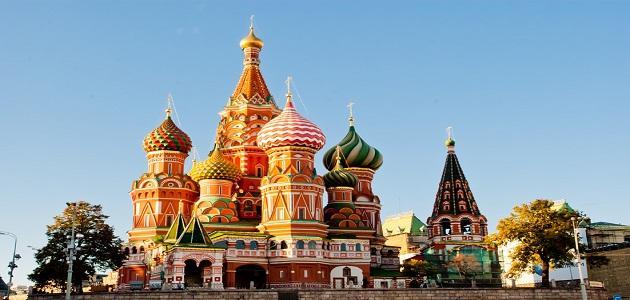 ما عاصمة روسيا