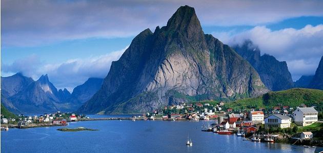 ما عاصمة النرويج