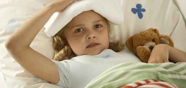 ما علاج ارتفاع الحرارة عند الاطفال