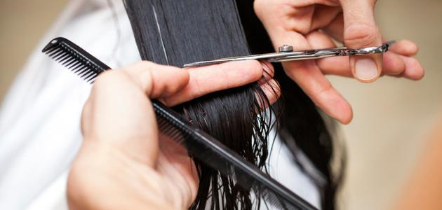 ما فائدة قص أطراف الشعر