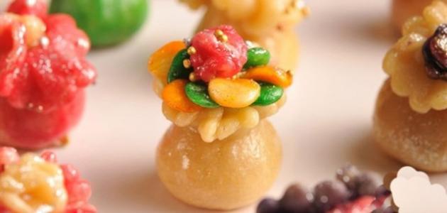 كيفية صنع حلويات جزائرية عصرية