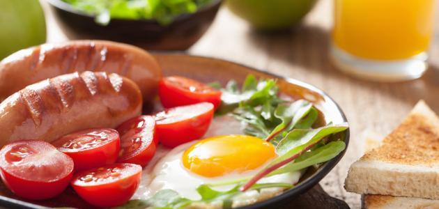 ما هو أفضل فطور في الصباح