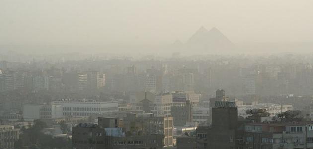 ما نوع التلوث في عمان