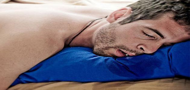 ما هو سبب سيلان اللعاب أثناء النوم