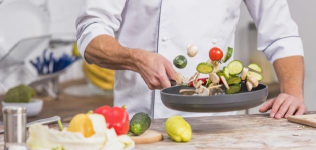 كيف نتعلم فن الطبخ