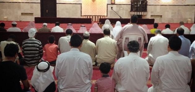 كيفية يؤدي المريض الصلاة