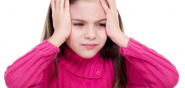 ما هي أسباب الصداع عند الأطفال