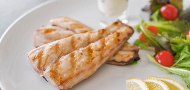 كيفية طبخ سمك الفيليه