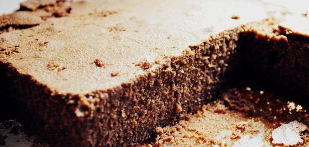 كيفية طبخ كعكة الشوكولاتة