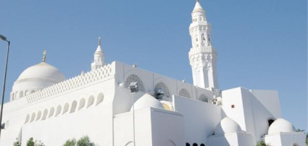 ما هو مسجد القبلتين
