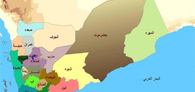ماذا يحد اليمن من الشمال