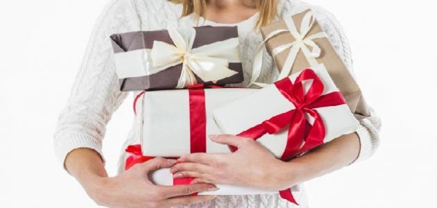 اجمل هدية للزوجة