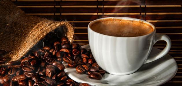 ما مضار القهوة