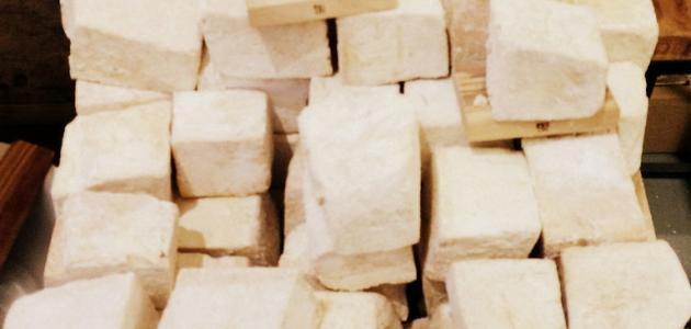 ما هو صابون زيت الزيتون المبشور