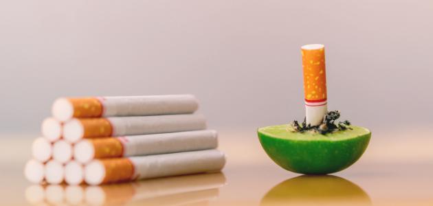 ما هي أعراض ترك التدخين