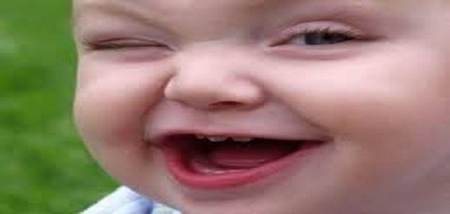 شعر ضحك